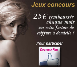 Jeux concours sur facebook