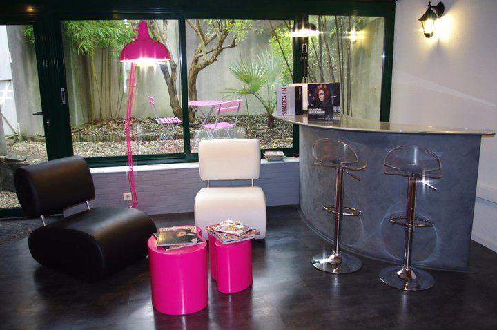 Urban cholet 49300 vincent for Salon de coiffure original