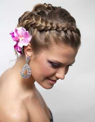 Coiffures de mari�es, les alternatives au traditionnel chignon