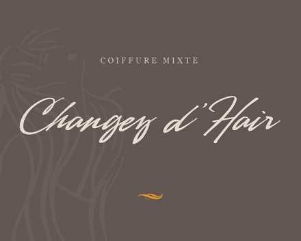 changez d' hair by séverine