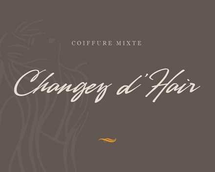 changez d' hair by séverine59320Haubourdin
