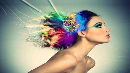un hair d'ange