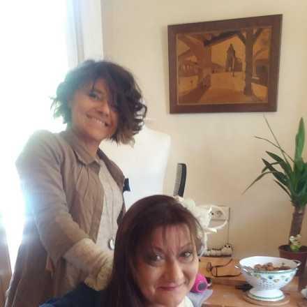 laurence  coiffure à domicile