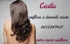 coiffure cécilia66270Le Soler