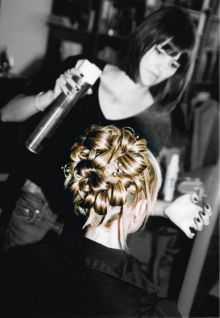 les cheveux d'ange
