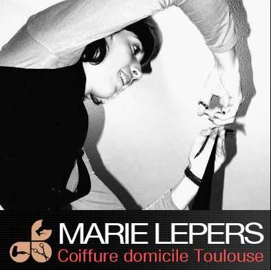 marie lepers coiffure domicile toulouse