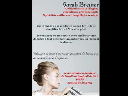 sarah brenier