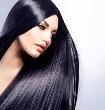 the beauty hair