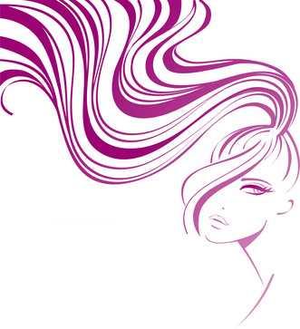 mag on hair