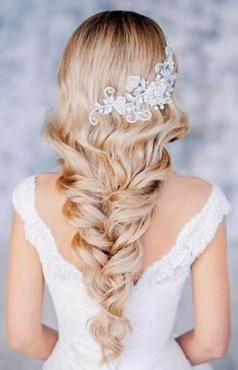 beauty of hair
