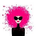 elodie coiffure