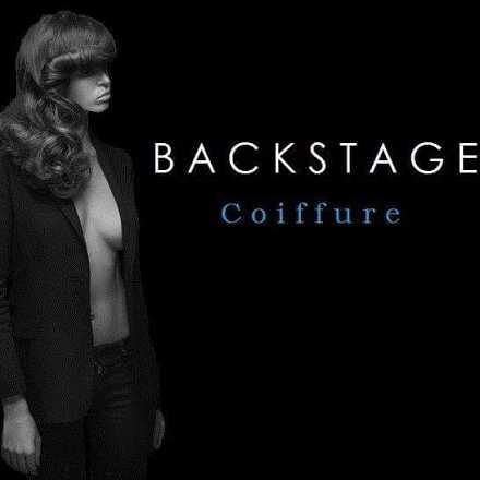 backstage coiffure