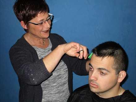 francine club coiffure domicile
