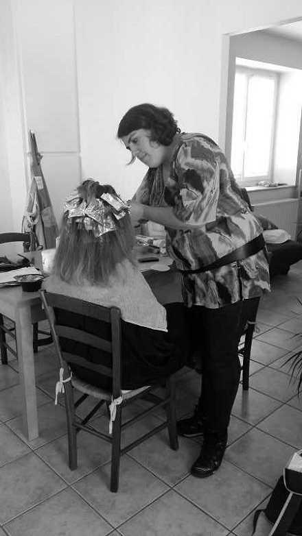 audrey club coiffure domicile