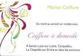 marion coiffure44980Sainte Luce sur Loire