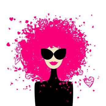 emeline coiffure