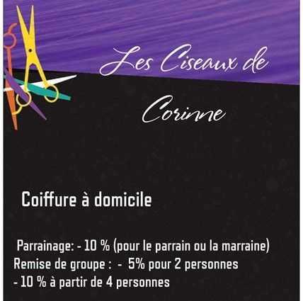 les ciseaux de corinne38630Les Avenières