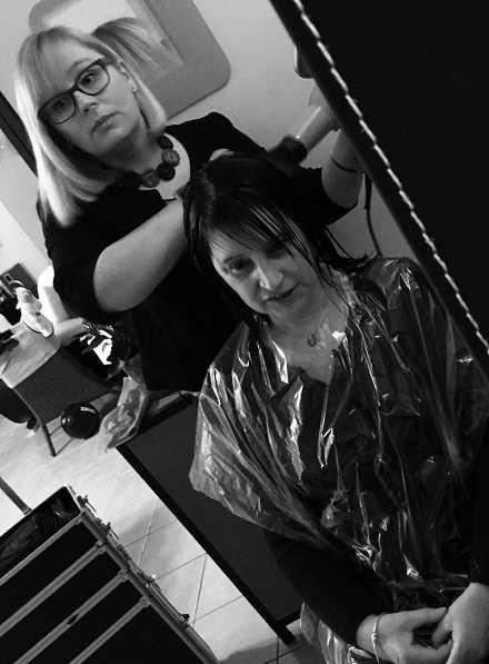celine coiffure a domicile