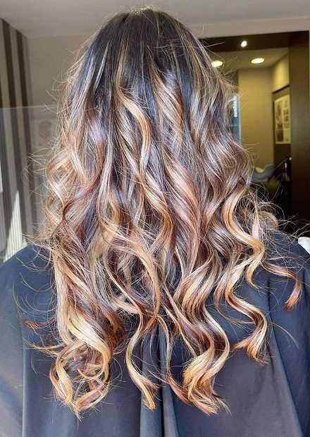 typania' hair extensions creation