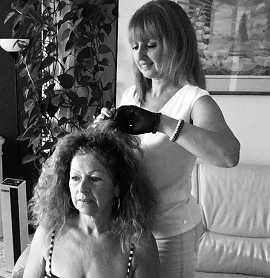 valérie 1er club coiffure a domicile06000Nice