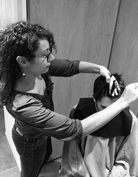 sarah 1er club coiffure a domicile27300Saint Léger de Rôtes