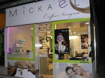 mickael coiffure