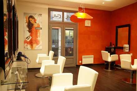 gil coiffeur expert in hair extensions