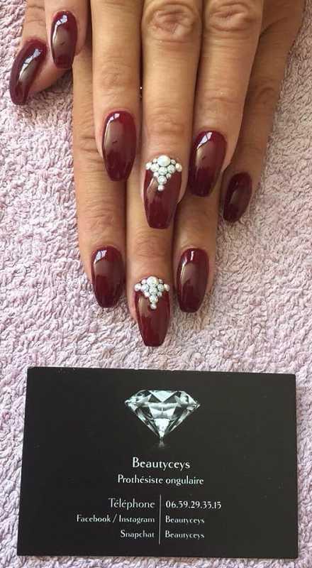 poupée nails