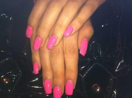 les ongles de camille