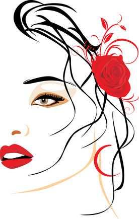 nawelle make up