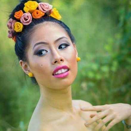 liberty makeup artist