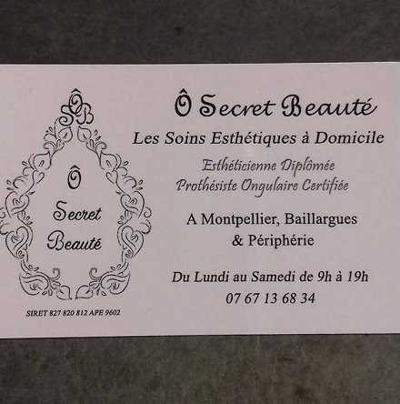 ô secret beauté