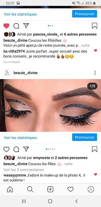 BEAUTE DIVINE93240Stains