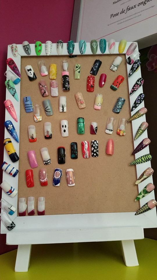 Les ongles de Mel27140Gisors