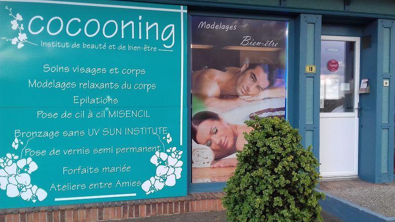 Institut de beauté Cocooning60860Saint Omer en Chaussée