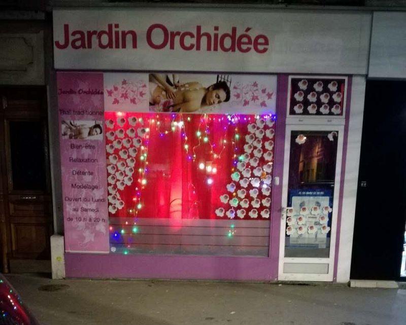 Jardin orchidée75012Paris 12