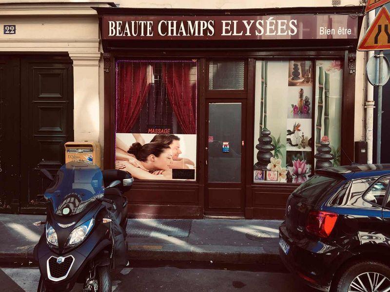 Beauté Champs Elysées75008Paris 08
